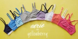 Where are aerie clothes made ?