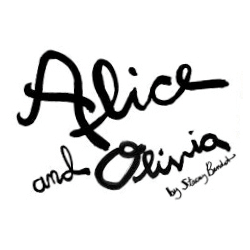 Where are alice and olivia clothes made ?