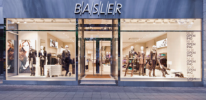 Where are basler clothes made ?