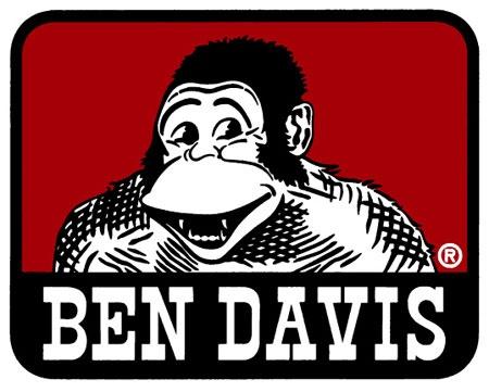 Where are ben davis clothes made ?