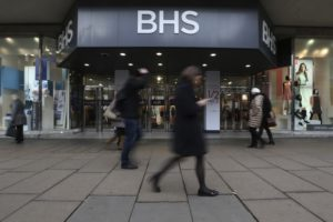 Where are bhs clothes made ?