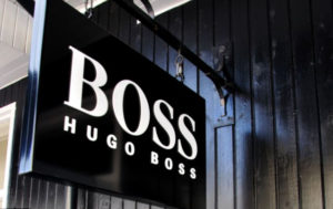 Where are boss clothes made ?