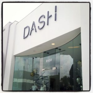 Where are dash clothes made ?