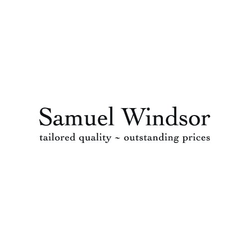 Where are samuel windsor clothes made ?